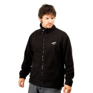 Ostwind Fleece Jacket (Black)