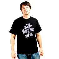 The deep Sound of Vinyl Shirt (Black)