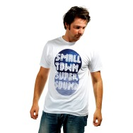 Smalltown Supersound Shirt (White)