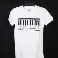 Girlshirt - Fuckpony - Let the love Flow Shirt (White)