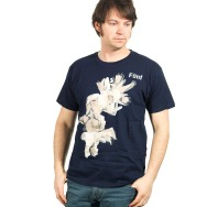 Ostgut - Fuenf Shirt (Blue)