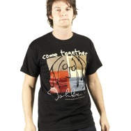 John lennon Come Together Shirt (Black)