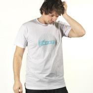 Warp Rec Shirt Andy Gilmore Design (White)