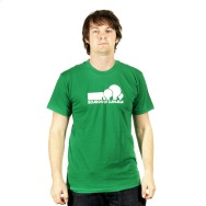Boards of Canada Shirt (Green)