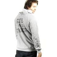 SVT Hoodie (Grey, Logo at Backside)