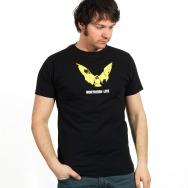 Northern Lite Letter & Signs Shirt (Black)