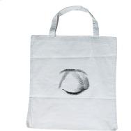 Curle Rec Jute Bag (Short / White)