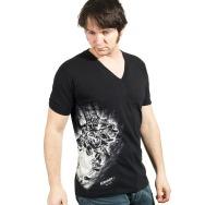 UY Diary Tour 2010 V-Neck Shirt (Black)