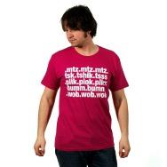 Bumtschick Shirt (pink)