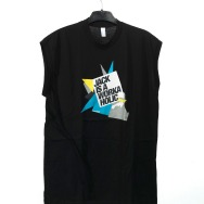 Jack is a Workaholic Muscle-Shirt (Black)
