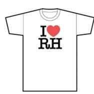 I Love RH Shirt (White)