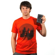 Souvenir from windy City Shirt (Red)