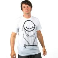 Some more Smiling Shirt (White)
