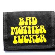 Bad MotherF+++er Wallet / Boerse (Black)
