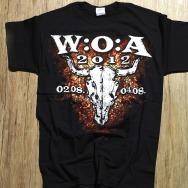 Wacken 2012 T-Shirt (Black)