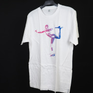 Grace Fade T-Shirt (White)