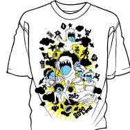 100 Percent Logo Shirt (White)