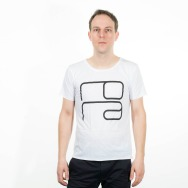 RORA Logo Shirt (White)