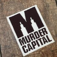 Murdercapital Patch (6x5cm)