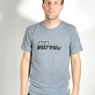 Bio Rhythm Logo T-Shirt (Heather Grey)