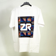 Zedd Records T-Shirt (White, Size M)