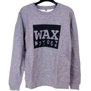 Wax Sweatshirt (Grey)