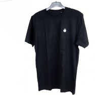 T-Shirt Koelsch (White Logo on Black)