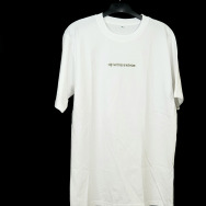 Meetsysteem Lyrics T-Shirt (White)