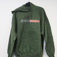 Bonzai Hoodie (Green)