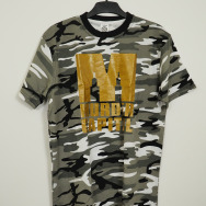 Murder Capital Logo T-Shirt (Camouflage)