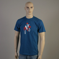 Citizen Skull Shirt (Stone Blue)
