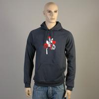 Citizen Skull Hooded Sweater (Asphalt)