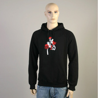 Citizen Skull Hooded Sweater (Black)