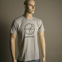 Contexterrior Logoshirt (Silver)