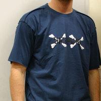 Databoy Bone Shirt (Denim)
