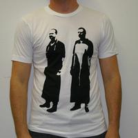 DUMB-UNIT T-Shirt White-Black