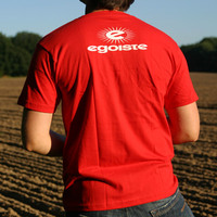 Egoiste Label Shirt (Red)