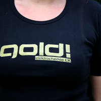 Girl Elektrochemie Lk Gold Shirt