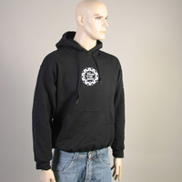 FAT Hooded Sweater (Black)