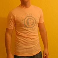 Get Physical Logo Shirt (Apricot)