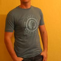 Get Physical Logo Shirt (Petrol)