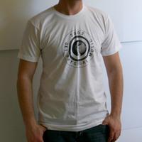 Get Physical Logo Shirt (White Black Logo)