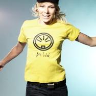 Afu-Limited Girl Shirt (Yellow)