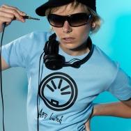 Afu-Limited Girl Shirt (Light Blue)