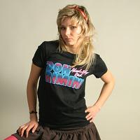 Girl Shirt Don Rimini Neon (Black)