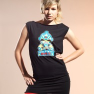Don t Fuck with me Girl Dress (Black)