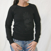 Datagirl Sweatshirt (Black)