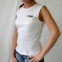 Einmal Eins Musik Girl Tankshirt (White)