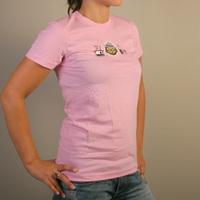 FAT 030 Ltd Girlshirt (Pink)
