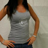 Get Physical Music Girlie Tankshirt (Grey)